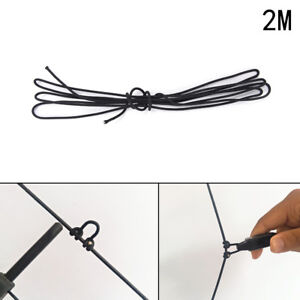 2-5mm-x-2m-Archery-Compound-Bow-String-Nock-D-Loop-Rope-Cord-BowstringSPUKP0UK