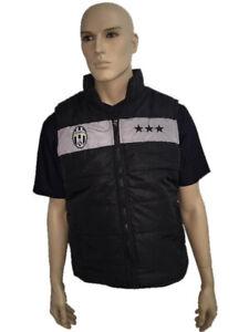 low priced 169a3 c7fdd Dettagli su Smanicato uomo Juventus gilet imbottito Juve prodotto ufficiale  *22321
