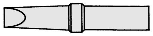 ETB WECP-20 FE50 Weller ET-B Lötspitze meißelförmig für LR21