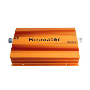 GSM 900MHz Mobile Phone Signal Booster UMTS / GSM / LTE Repeater Amplifier