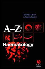 A-Z of Haematology, Bain, Barbara J., Very Good, Paperback