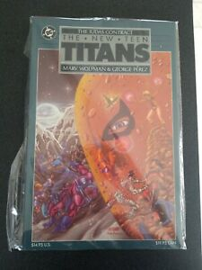 THE-NEW-TEEN-TITANS-THE-JUDAS-CONTRACT-TPB-TRADE-PAPER-BACK-NM-Condition
