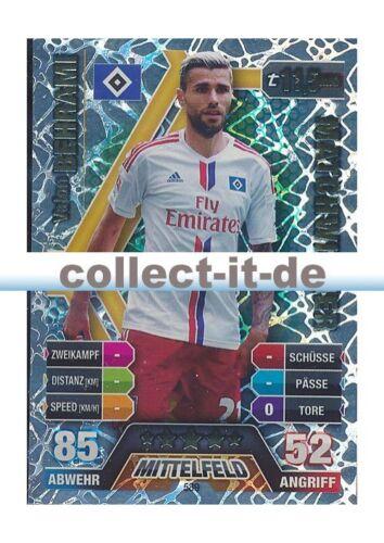 Match Attax EXTRA 14//15-589-Valon Behrami-Matchwinner