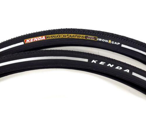 KENDA 212205 TIRE700 x 32 IRON CAP REFLECTIVE KWIK TRAX