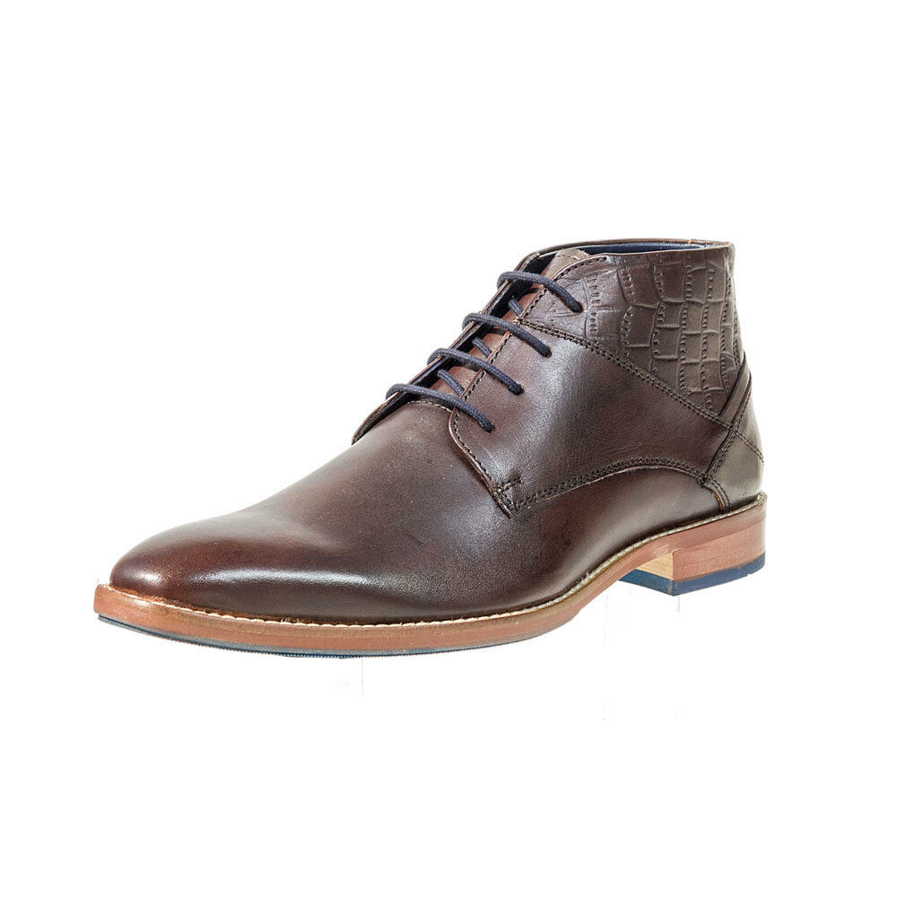 Philipp Braun Braun Philipp Stiefeletten Herrenschuhe Business Cambridge-Brown 4304e1