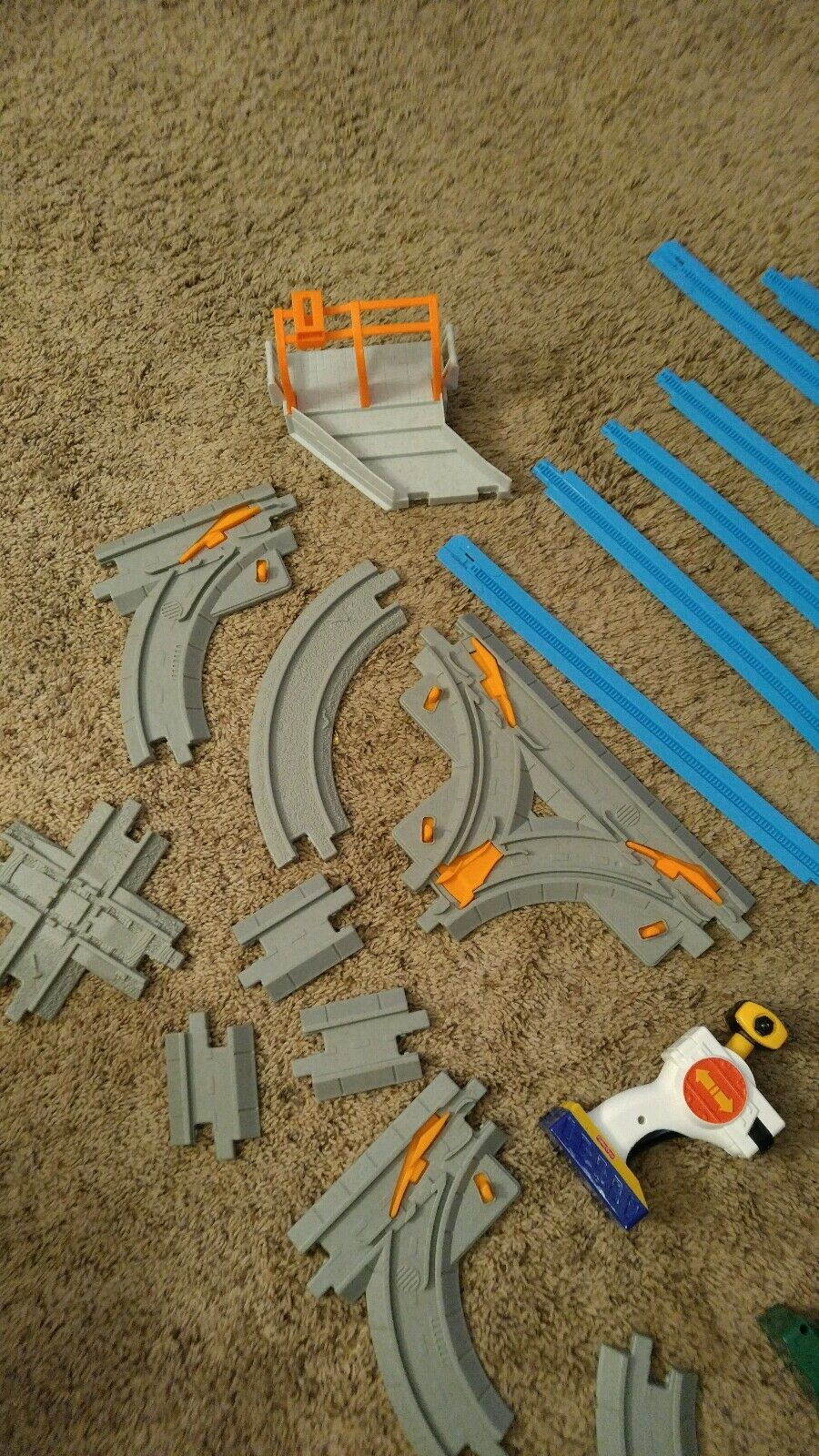Fisher Price Price Price Geotrax Lot Grand Central Station