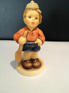Hummel-Figurine-2148-B-I-Would-like-To-with-Rowing-4-1-8in-First-Choice