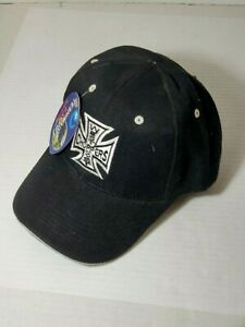 West-Coast-Choppers-Ball-Hat-Cap-Sun-Shade-Motorcycle-Snap-Back-Adjustable