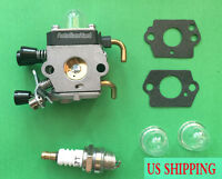 Carburetor For Stihl Fs38 Fs45 Fs46 Fs55 Fs74 Fs75 Fs76 Fs80 Fs85 Trimmer Carb