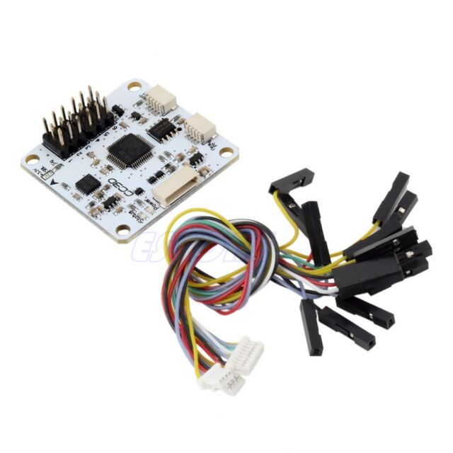 New CC3D Openpilot Open Source Flight Controller 32 Bits Processor with Wires