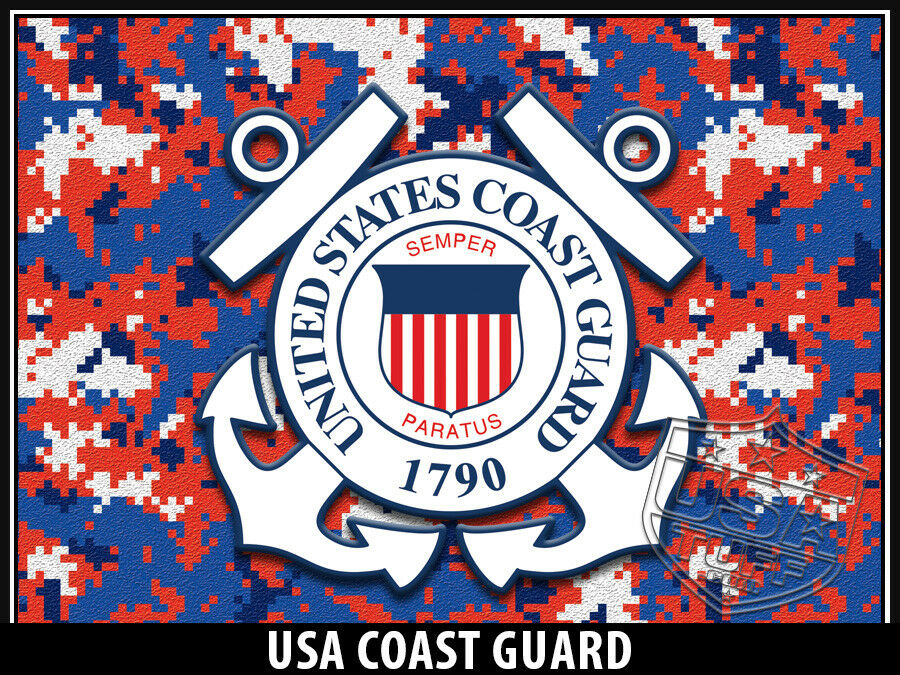 USATuff Cooler Decal Wrap fits YETI Tundra 110qt L+I US US L+I Coast Guard Digicam f295c0