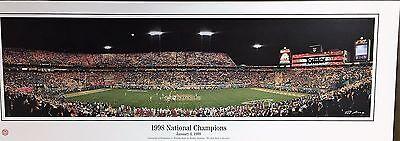 Rob Arra 1998 National Champions; Fiesta Bowl Football University of Tennessee