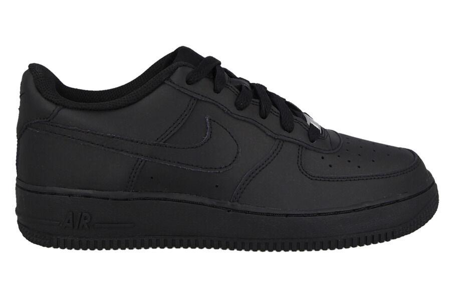 New 315122-001 uomini nike air force 1 '07 scarpa!nero / nero noir / noir
