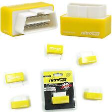 Nitro OBD2 Chip Tuning Remapping  Box Werkzeug ECU Flasher Für Benzine Petrol BU