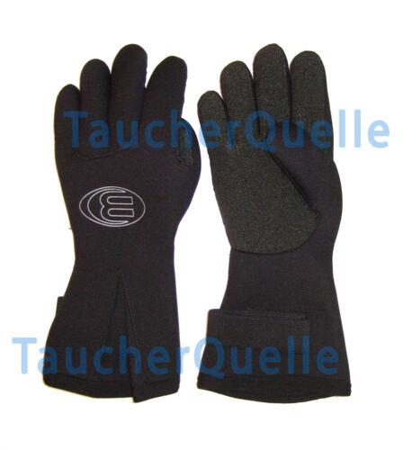 BARE K-Palm Gauntlet GLOVE 5mm Tauchhandschuhe 5-Fingerhandschuhe