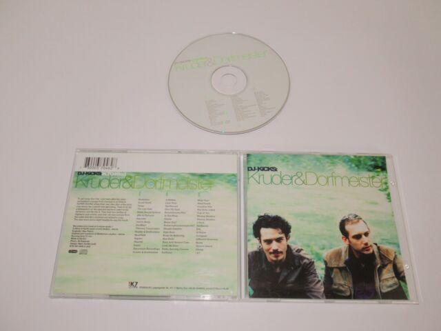 Kruder & Dorfmeister / Dj-Kicks K7046CD) CD