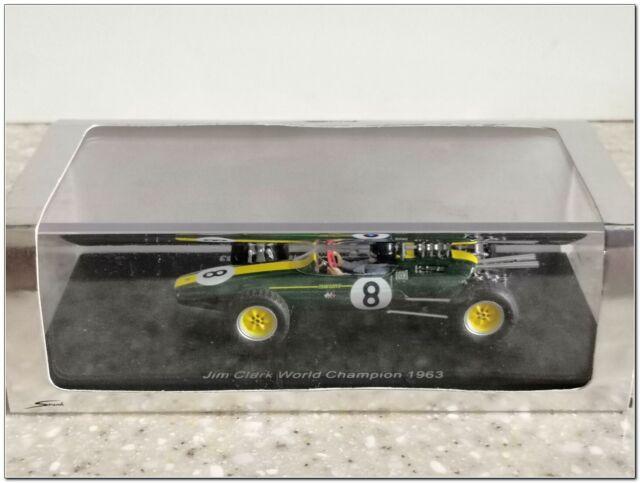 1:12 JF Creations Lotus helmet World Champion Clark 1965