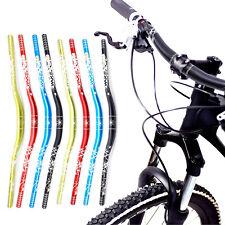Aluminium Alloy Riser Handlebars MTB Mountain Bike Handlebar 31.8x620mm XDF