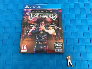 FIST OF THE NORTH STAR LOST PARADISE - PLAYSTATION 4