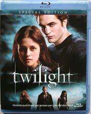 Blu-ray Twilight - Special Edition con Kristen Stewart 2008 Usato
