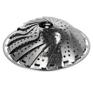 LivingBasics® 1pcs Stainless Steel Steamer Basket, 23cm