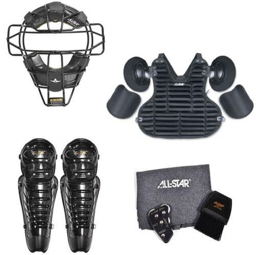 All-Star CKUMP Umpire/'s Starter Kit Complete Umpire Gear Set