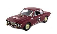 Lancia Fulvia Coupé 1.2  n°119 Tour de Corse 1965 Cella/Gamenara  Best 1/43