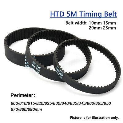 160 Teeth 5mm Pitch 38mm Width 800-5M-38 HTB Timing Belt800mm Length