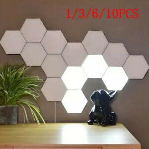 Hexagonal-Quantum-Lamp-LED-Modular-Touch-Sensitive-Lighting-Lamps-Night-Decor