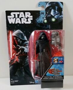 Image Is Loading Star Wars Rogue One Kylo Ren Figure Hasbro