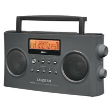 Item 2 Sangean PR D15 FM Stereo RDS RBDS AM Digital Tuning Portable Receiver