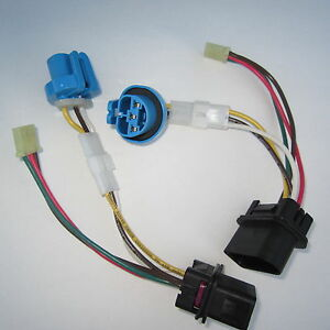 2 new complete internal headlight wiring harness 1999 2005 vw mk4 rh ebay com headlight wiring harness diagram headlight wiring harness repair kits