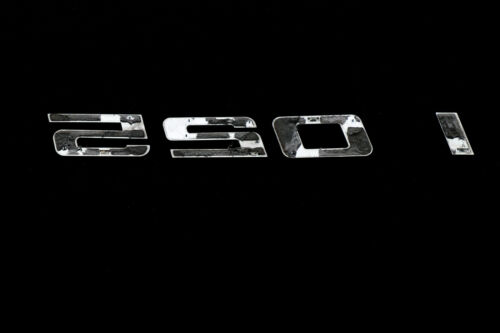 BMW 5 Series E60 E60N E61 LCI Lettering Logo Emblem Inscription 520i 7039782