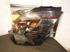 2008 06 07 08 11 Kawasaki Ninja ZX14 ZX 14 ZX1400C Right Mid Fairing Panel Cover