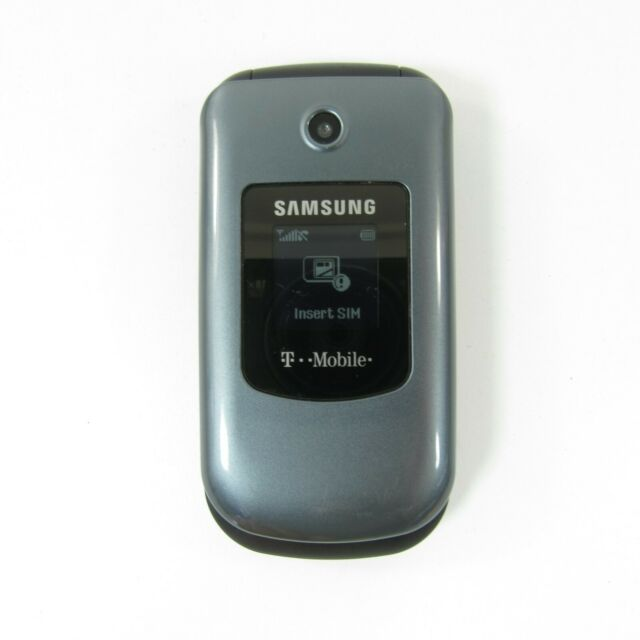 Samsung SGH-T139 Used T-Mobile Flip Phone