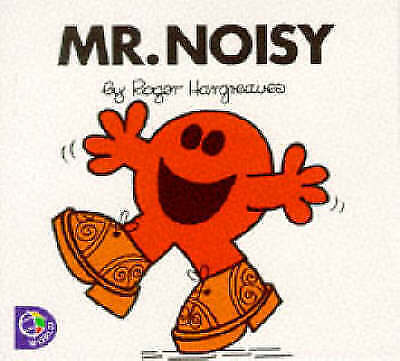 """AS NEW"" Hargreaves, Roger, Mr. Noisy (Mr. Men Library), Paperback Book"