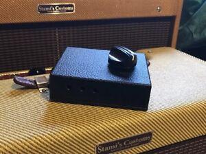 Stami's Customs - Black Bird 8 Ohm 65 Watt Speaker Attenuator for Tube Amps
