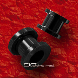 »»» 2x FLESH TUNNEL OHR PIERCING PLUG 1,6-3mm schwarz 2452 - Deutschland - »»» 2x FLESH TUNNEL OHR PIERCING PLUG 1,6-3mm schwarz 2452 - Deutschland