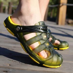 Men Slippers Beach Fast Water Sandals Shoes Plastic 3lT1FKcJ
