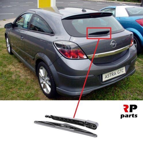 Pour Opel Vauxhall Astra H GTC 2003-2012 Neuf Essuie-Glace Arrière Bras Avec Lame 240 mm