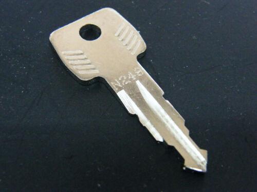 Thule Schlüssel N248 N 248 Ersatzschlüssel für Heckträger Dachboxen Dachträger