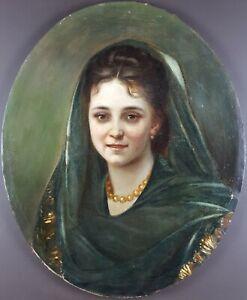 peinture collier de perles