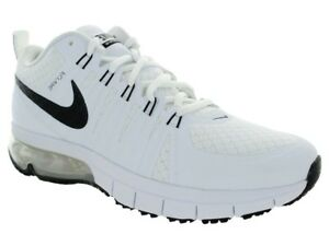 low priced c9658 a5274 Image is loading Nike-Air-Max-TR180-034-White-Black-034-