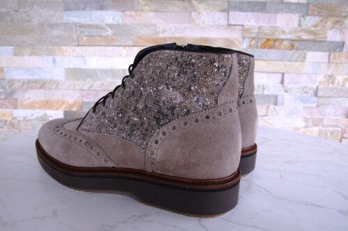 Richelieu Chaussures Harmont 44 Bottines Beige À amp; Blaine Lacets Neuf 0q6q1IAx