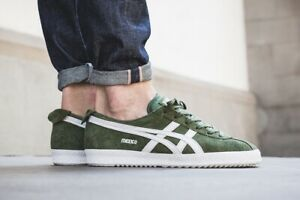 Details about asics Onitsuka tiger mexico delegation Chive/Green White D6E7L-8590