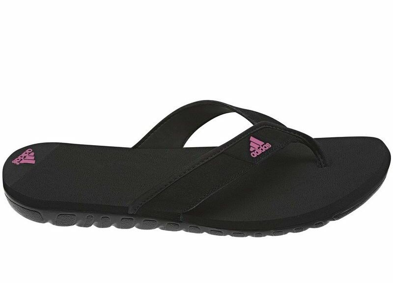 Adidas Womens Sandals CALO POOL BLACK Slippers Slides Water Beach Shoes 013319