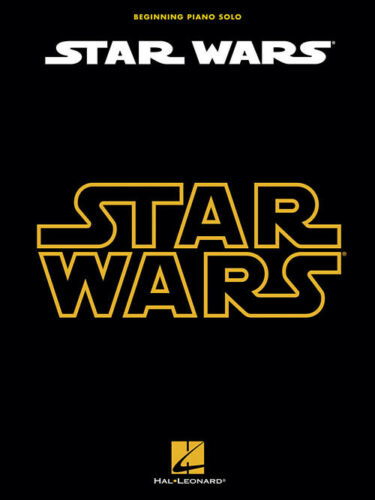 Star Wars for Beginning Piano Solo 110287