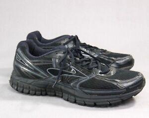 d04bf290e27 Brooks Men s Adrenaline GTS 14 Black Athletic Running Shoes ...