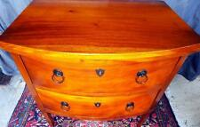 EDELHOLZ KOMMODE COMMODE CHEST Biedermeier Empire 18 19 Jh 18th 19th century
