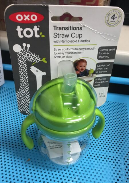 OXO TOT Transitions Sippy Cup 9 Ounce